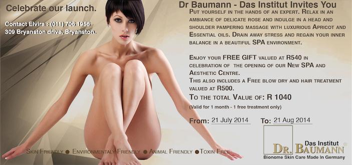 Vocher Massage 21.July- 21August