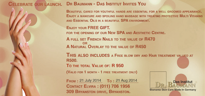 Voucher Nail 21 July to 21.August