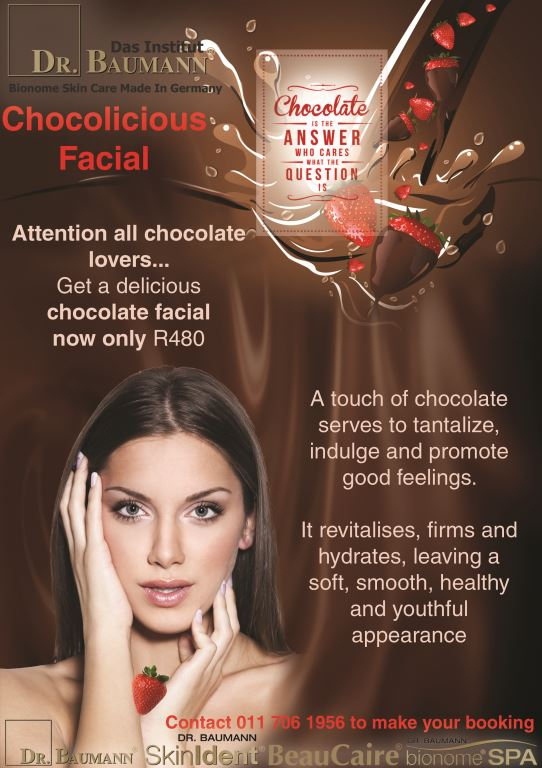 Valentines day Layout 3 Coco mask Facial
