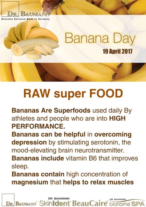 Banana Day Layout