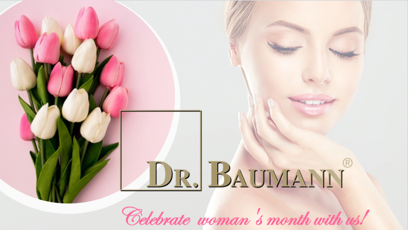 Celebrate womans monrh with us
