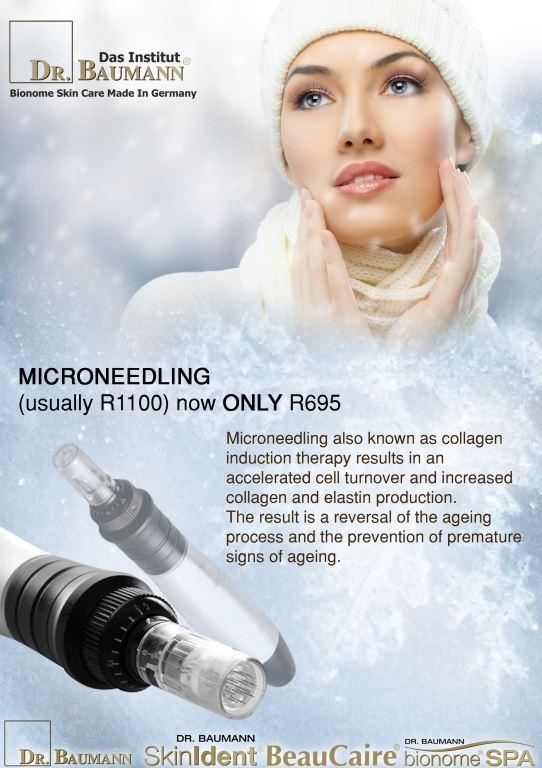 Promo microneedling